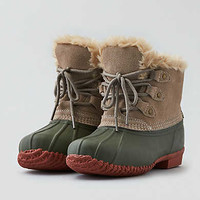AEO All Weather Boot, Olive