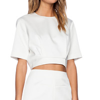 Cameo All I Want Top in Ivory