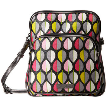 Vera Bradley Double Zip Crossbody Moon Drops - Zappos.com Free Shipping BOTH Ways