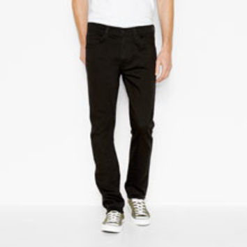 Levi's 513 Black Slim Straight