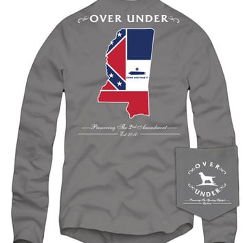 Over Under - Come and Take It Mississippi Long Sleeve
