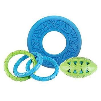 Happy Tails Sport Pet Toys 3-pack