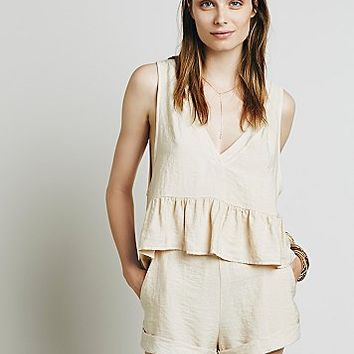 Free People Womens Simply Lovely Set