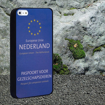 Nederland Passpor Case for iPhone 4/4s,iPhone 5/5s/5c,Samsung Galaxy S3/s4 plastic & Rubber case, iPhone Cover