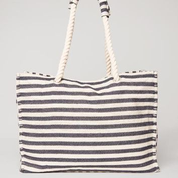 AMUSE SOCIETY - Beachside Escape Tote | Navy