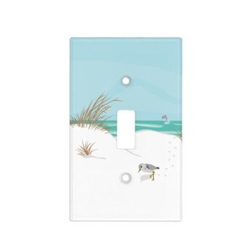 Ft. Walton Beach (Florida) Light Switch Plate