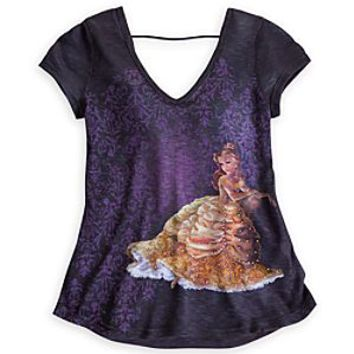 Belle Tee for Women - Disney Fairytale Designer Collection | Disney Store