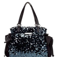 Juicy Couture | Star Shine Sequin Velour Ms. Daydreamer Bag