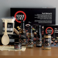 Sushi Chef Sushi Kit 10 pc. at Cooking.com