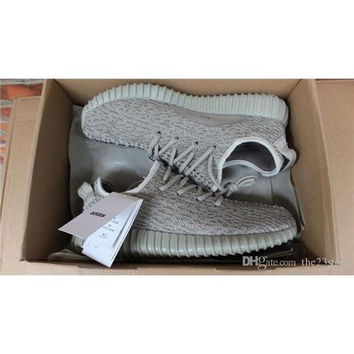 High Quality Kanye Milan West Yeezy Boost 350 Moonrock Running Shoes For Men Women Moon Rock Sneakers