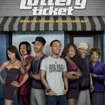 Lottery Ticket 11x17 Movie Poster (2010)
