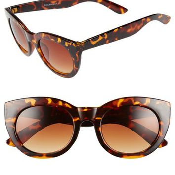 A.J. Morgan 'Inga' 50mm Sunglasses | Nordstrom