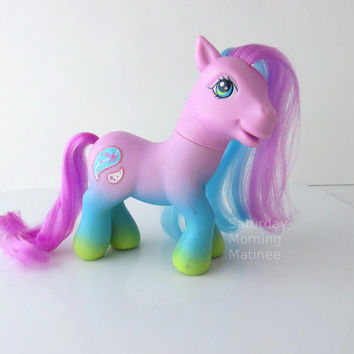 Daisy Paisley Gradient My Little Pony G3 Toy Figure Hasbro MLP
