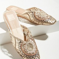 Dolce Vita Baez Woven Mule | Urban Outfitters