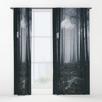 The ones that got away Window Curtains by happymelvin