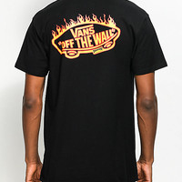 Vans X Thrasher Black Pocket T-Shirt