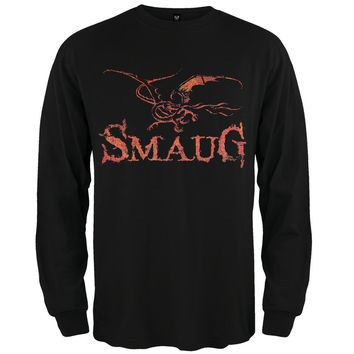 The Hobbit - Smaug Dragon Long Sleeve T-Shirt