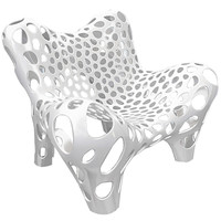 """Fauteuil II"" Sculptural Seating (Edition 1/12) by Philipp Aduatz"