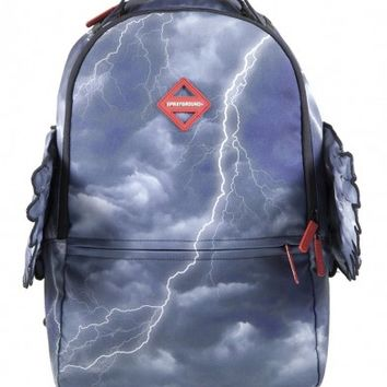 Zeus Lightning Wings Backpack | Sprayground Backpacks, Bags, and Accessories