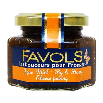 Favols Fig and Honey Cheese Pairing, 3.8 oz (110 g)