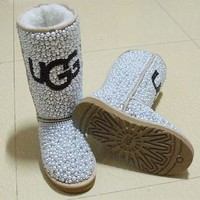 ugg snowboots by QnKfashions on Etsy