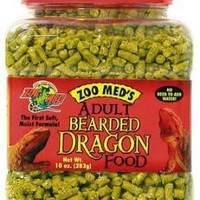 ZooMed Bearded Dragon Adult Pellet 10 oz.
