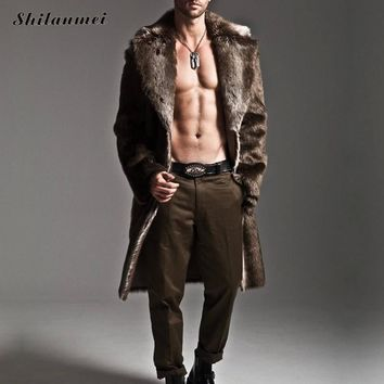 Best Faux Fur Coat Men Products on Wanelo