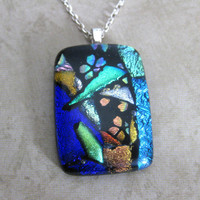One of a Kind Pendant Treasures from the Orient by mysassyglass