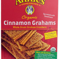 Organic Cinnamon Graham Crackers - 14.4 oz each