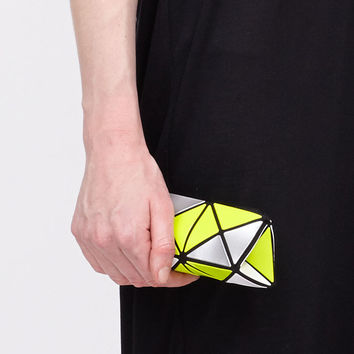 Totokaelo - Issey Miyake BAO BAO Yellow Mix Pencil Case - $180.00