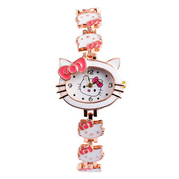 2017 Hello Kitty Quartz Watches