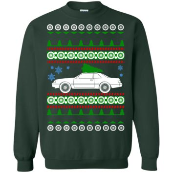 Ford Thunderbird SuperCoupe 1987 ugly christmas sweater