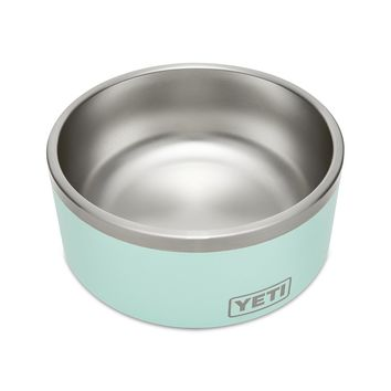 Boomer 8 Dog Bowl in Seafoam by YETI