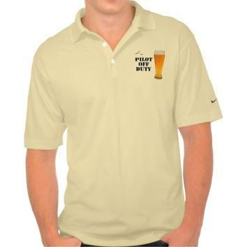 Pilot Off Duty Polo T-shirt