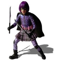 Kick-Ass: Action Figure: Hit-Girl (6 Inch Version)
