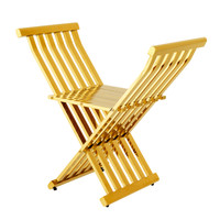 Foldable Gold Stool | Eichholtz Cedric