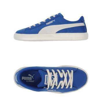 puma low tops trainers  number 94