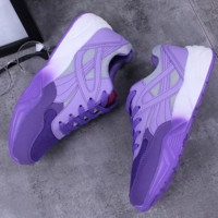 Puma Running Sport Casual Shoes Women Men Sneakers shoes Purple