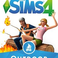 The Sims 4 Outdoor Retreat  [Online Game Code]