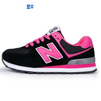 New balance running shoes for men and women classic sneakers N word
