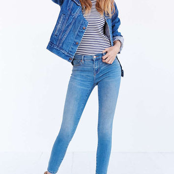 BDG Twig Mid-Rise Skinny Jean - Indigo Sunset - Urban Outfitters
