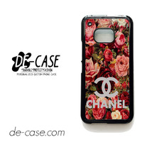 Floral Chanel 2 For HTC One M9 Case Phone Case Gift Present YO