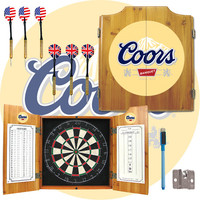 Coors Dart Board Cabinet (FREE SHIPPING) | WearYourBeer.com