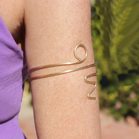 Primitive Upper Arm Bracelet Jewelry