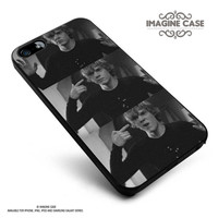 Evan Peters ekspresion case cover for iphone, ipod, ipad and galaxy series