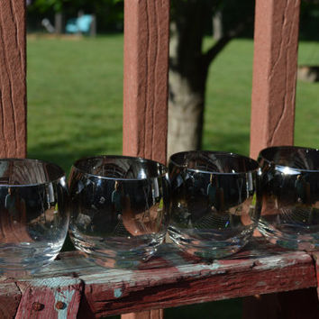 Vintage Dorothy Thorpe Style Roly Poly Glasses 4