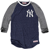 New York Yankees Hustle Play Henley - MLB.com Shop