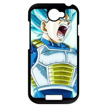 Vegeta Blue Dragon Ball Super Anime HTC One S Case