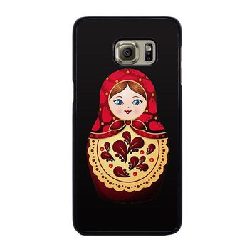 MATRYOSHKA RUSSIAN NESTING DOLLS Samsung Galaxy S6 Edge Plus Case Cover
