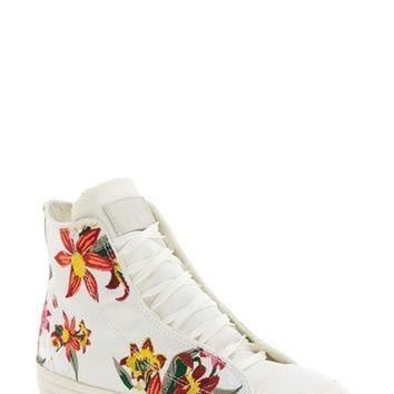 converse chuck taylor all star patbo floral high top sneaker women nordstrom